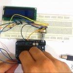 راه اندازی LCD 2X16 کاراکتری با آردوینو