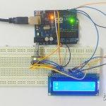 آموزش LCD با آردوینو