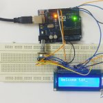 اتصال LCD به آردوینو