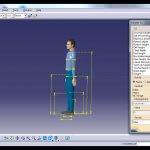 آموزش محیط Human Measurements در کتیا