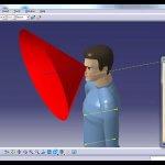 آموزش محیط Human Measurements Editor در کتیا